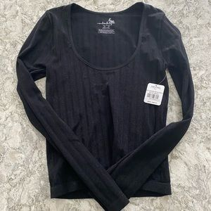 NWT Free People Lucky You Layering Top